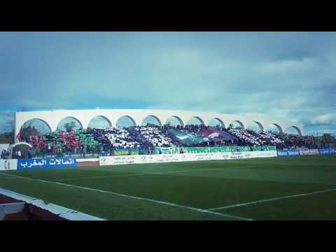 Tifo #Ultras Cavaliers 2009# IZK VS FAR (2015)