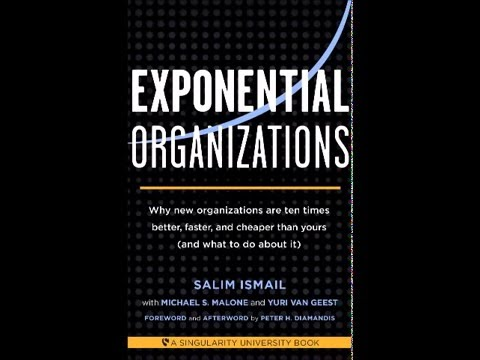 [AUDIOBOOK] Exponential Organizations 01 - Sunday Night Readings with Peter Xing