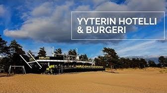Virkistys hotelli ja Yyterin paras burgeri