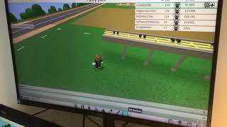 FLYING EAGLE FRA LEGOLAND! Dansk ROBLOX Theme Park Tycoon 2 (afsnit 17)