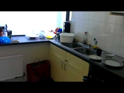 Ifor Evans Kitchen - Last Day Aftermath - YouTube