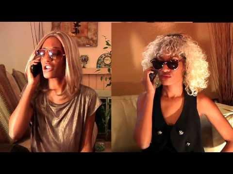 Celebrity Face Off (Beyonce Vs Rihanna)