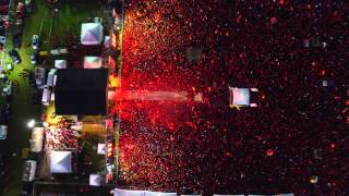 pnm rally at eddie hart grounds trinidad in 4k
