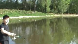 Pêche de la Truite aux Teignes et la Pâte à truite