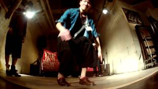 TAP DANCE BATTLE 2013 BEST8 Cham VS 谷田直哉