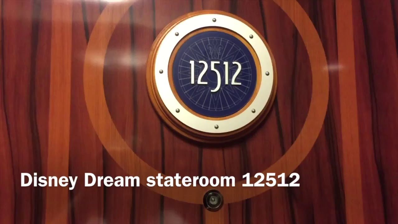 Disney Cruise Line Staterooms - 1 and 2 Bedroom Concierge ...