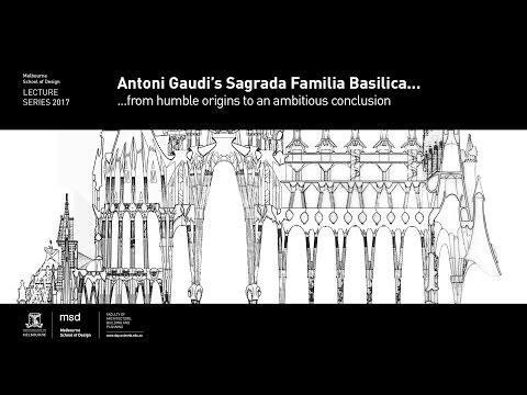 Antoni Gaudi's Sagrada Familia Basilica...