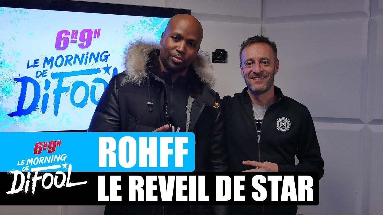 Rohff Le Reveil De Star Morningdedifool Youtube