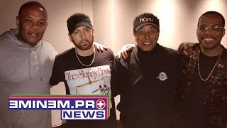 ePro News 63: Eminem, Dr. Dre, Snoop Dogg, Smokey Robinson and Anderson Paak. working in the studio