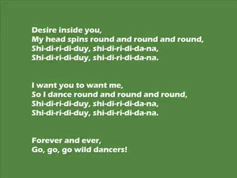 Ruslana   Wild Dances with Lyrics on screen