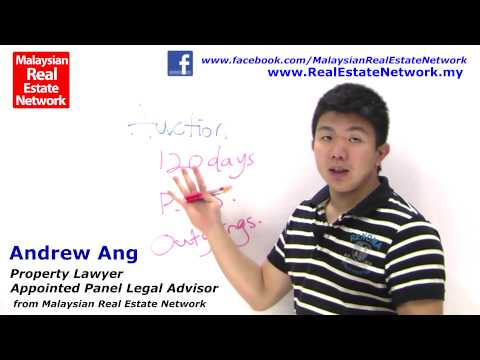 Property Investment Malaysia Legal Tips No 24 - Auction