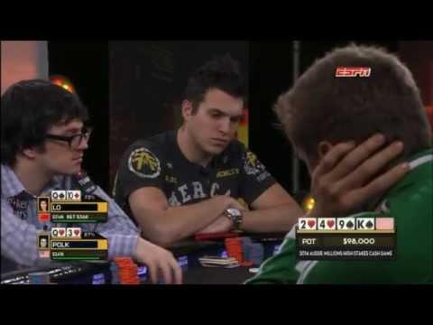 Aussie millions 2012 cash game episode 4 catalonia bavaro casino and golf resort