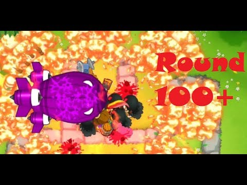 Monkey Meadow: Deflation Mode - World Record! | Bloons TD 6