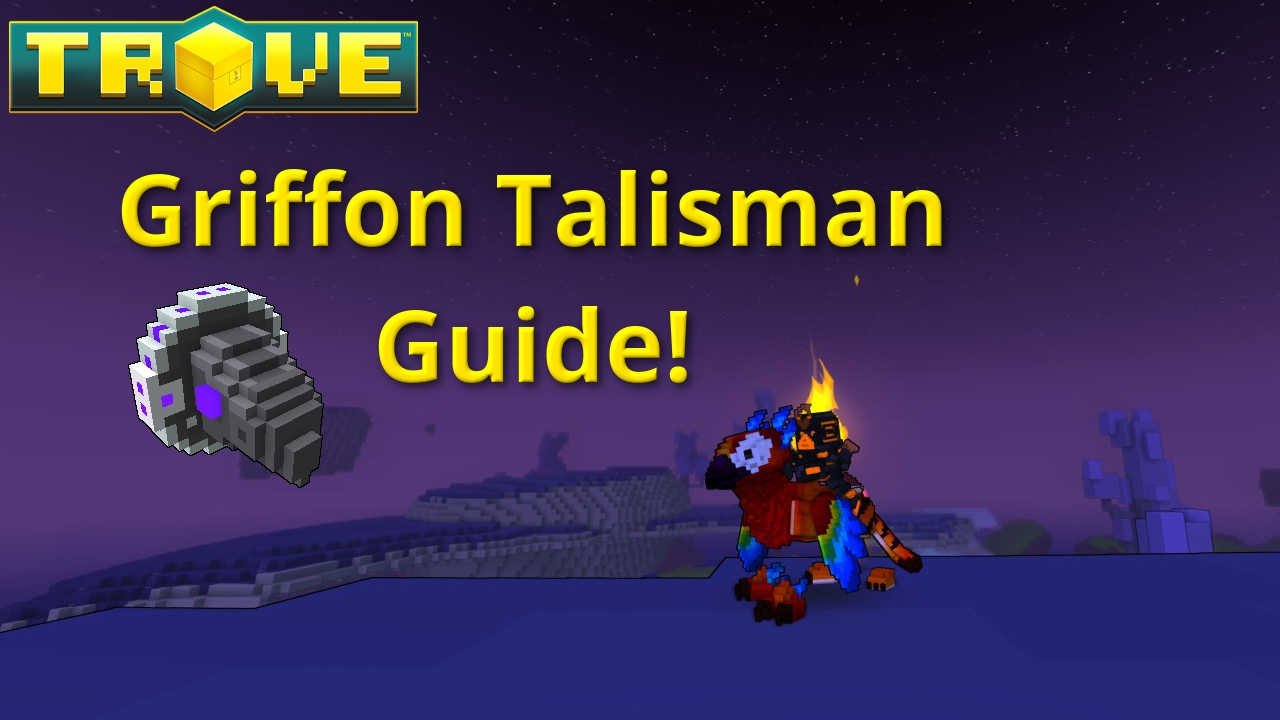 trove how to get rat talisman
