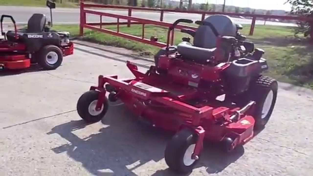 encore prowler 61 28 hp zero turn lawn mower with kawasaki engine rh youtube com Automotive Wiring Diagrams Residential Electrical Wiring Diagrams