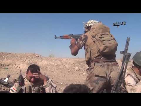 Iraq war 2018 gunfight live footage