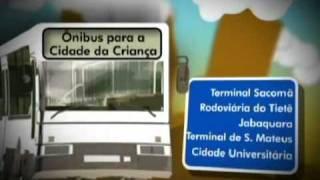 SPTV  - Cidade da Criança - 19-03-2011