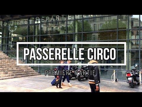 PASSERELLE CIRCO 1 - Emilie GUEREL & Michèle PEYRON