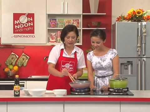 Hướng Dẫn Nấu Ăn Cách Nấu Món Xôi Gà – Món Ngon Mỗi Ngày HTV7