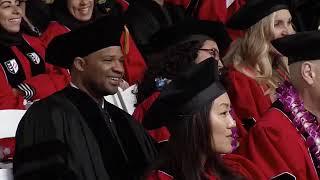 Dr. Daniel E. Walker Claremont Graduate University Commencement Address 2018