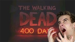 THIS GAME IS BROKEN! | THE WALKING DEAD 400 DAYS | #2