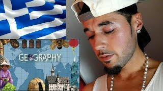 Greece (Geography Now) [Reaction]