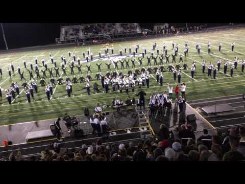 Chanhassen High School Marching Band-Prince Tribute