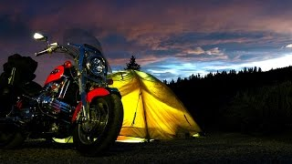 motorcycle road trip to colorado on my honda valkyrie