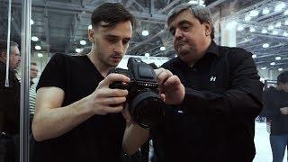 Камеры для видео. Бюджетные и топовые. Sony, Olympus, Fujifilm. Hasselblad за 2млн для влогов норм?