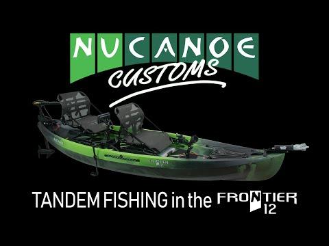 Hunting and Fishing Kayaks | NuCanoe