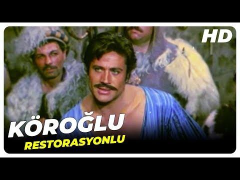 Köroğlu (Çamlıbel'in Aslanı / Kılıçların Zaferi) | Eski Türk Filmi Tek Parça (Restorasyonlu)