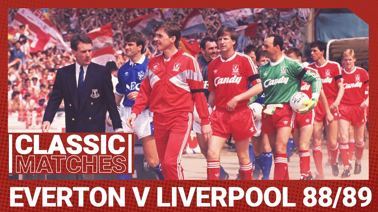 FA Cup Classic Highlights: Liverpool 3-2 Everton - '89 Final