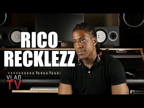 Rico Recklezz: Police Planting Gun on Him, Denies High-Speed Chase (Part 2)