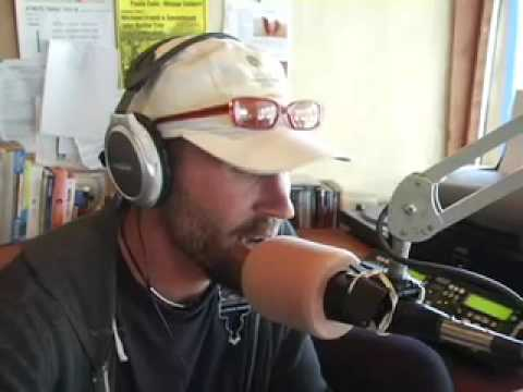 KTAO Taos NM Solar Radio 101.9 Video