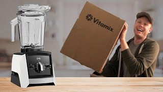 Vitamix A2300 Unboxing & Review | Better than a Ninja for Smoothies!