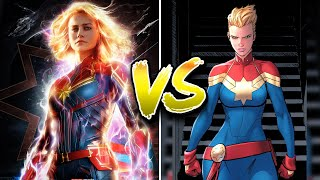 Film VS COMIC/BUCH-Vorlage (Captain Marvel, Game of Thrones) | Jay & Arya