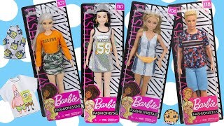 NEW 2019 Barbie Cookie Swirl C Doll White Cell Phone ~ Fashionista Accessory