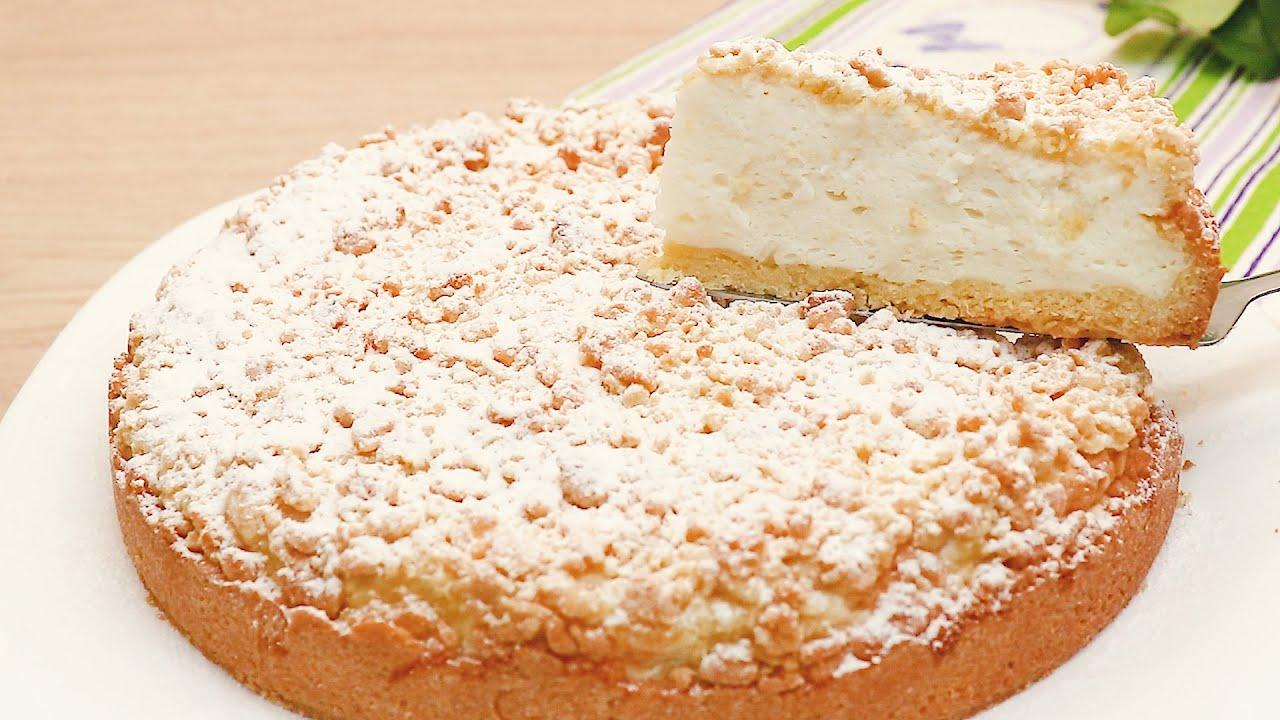 Download Wenn du etwas Joghurt hast, solltest du diesen super Cremekuchen backen! Schneller Joghurtkuchen