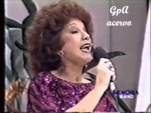 Memória Band Hebe HINO DA TV BRASILEIRA (Gesner Avancini_GpA acervo)