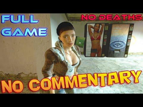 Half-Life 2: Cinematic Mod - Full Walkthrough 【Max Detail】【NO Commentary】