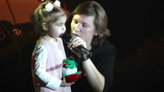 Диана Арбенина и Соня Пятница _ Асфальт (Б1, 25.09.09)(Презентация альбома