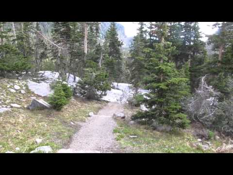 Hike to Timberline Falls (please watch at highest HD setting)