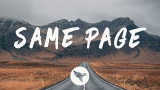 Baixar Vincent & Yetep - Same Page (Lyrics) feat. Brooke Daye