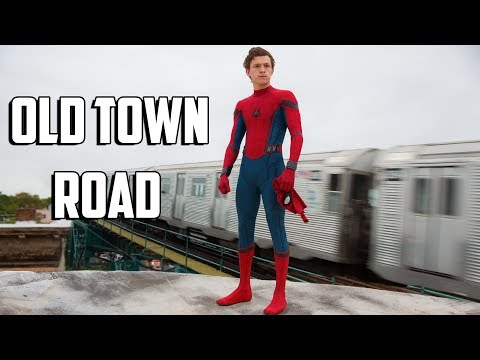 Old Town Road | Spider-Man (Tom Holland)