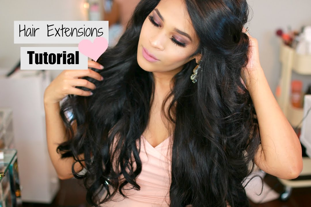All about my hair extensions luxury for princess hair extensions all about my hair extensions luxury for princess hair extensions clip in tutorial misslizheart pmusecretfo Images