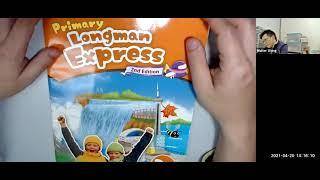 Publication Date: 2021-04-20 | Video Title: #Longman Express 2nd 3B #5分鐘重點
