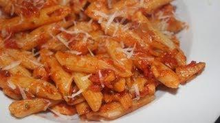 Penne Arrabbiata / Spicy Vegetable Pasta / Spicy Chicken Pasta