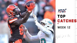 Top Catches from Week 12 | NFL 2019 Highlights