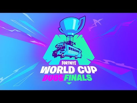 Fortnite World Cup Duos Finals - Day 2