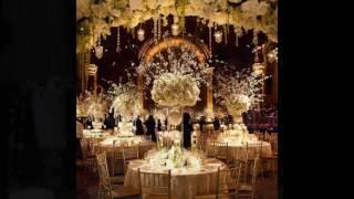Ideas de invierno central de la boda